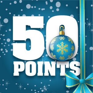 50 Point Items